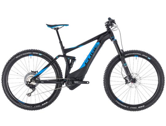 Электровелосипед Cube Stereo Hybrid 140 SL 500 27.5 2018
