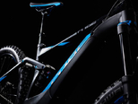 Электровелосипед Cube Stereo Hybrid 140 SL 500 27.5 2018 - Фото 8