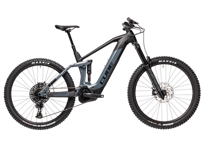 Электровелосипед Cube Stereo Hybrid 160 SL 625 27.5 (2021)