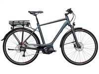 Электровелосипед Cube Touring Hybrid 400 2017 - Фото 0