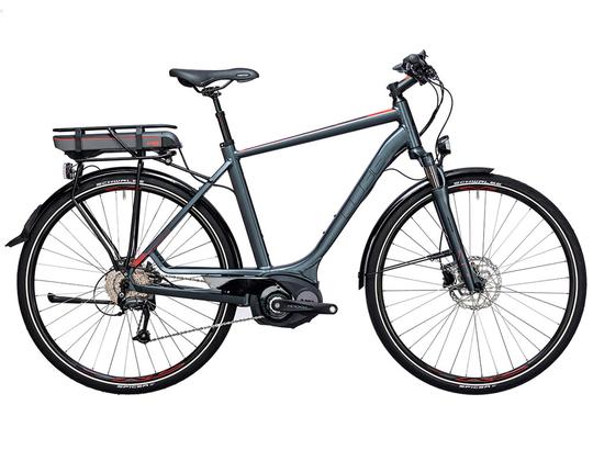 Электровелосипед Cube Touring Hybrid 400 2017