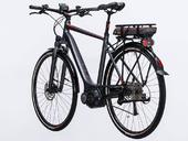 Электровелосипед Cube Touring Hybrid 400 2017 - Фото 1