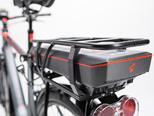 Электровелосипед Cube Touring Hybrid 400 2017 - Фото 5