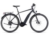 Электровелосипед Cube Touring Hybrid One 400 (2018) - Фото 0