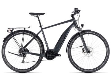 Электровелосипед Cube Touring Hybrid One 400 (2018)
