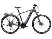 Электровелосипед Cube Touring Hybrid One 400 (2021) - Фото 0