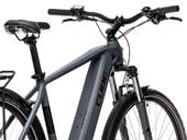 Электровелосипед Cube Touring Hybrid One 400 (2021) - Фото 3