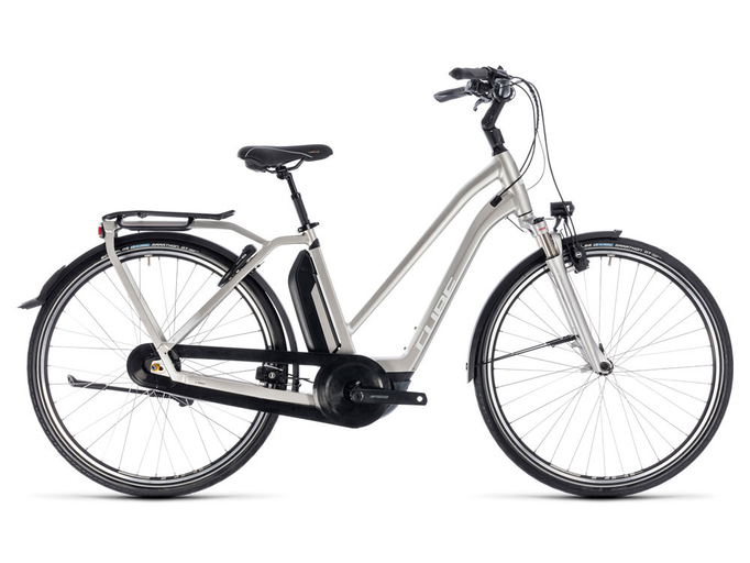 Электровелосипед Cube Town Hybrid EXC 500 (2018)