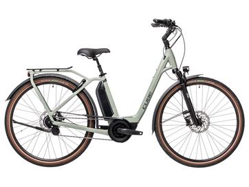 Электровелосипед Cube Town Hybrid EXC 500 (2021)