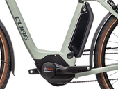 Электровелосипед Cube Town Hybrid EXC 500 (2021) - Фото 8