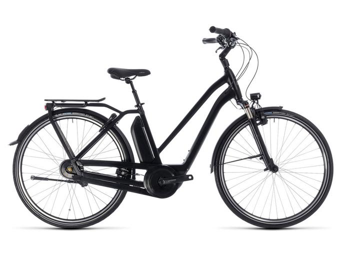 Электровелосипед Cube Town Hybrid PRO 400 (2018)
