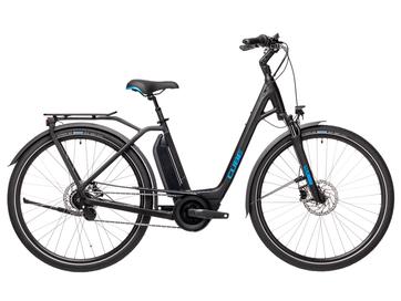 Электровелосипед Cube Town Hybrid PRO 500 (2021)