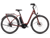 Электровелосипед Cube Town Hybrid PRO 500 (2021) - Фото 1