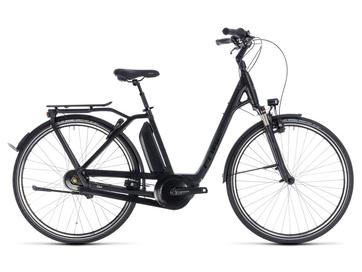 Электровелосипед Cube Town Hybrid PRO RT 400 (2018)
