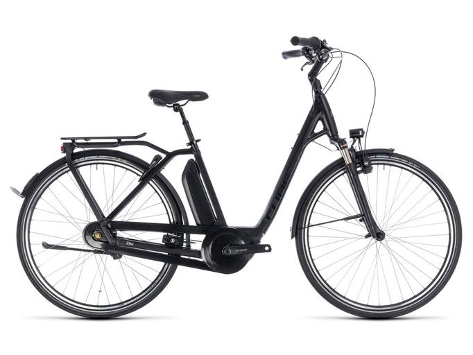 Электровелосипед Cube Town Hybrid PRO RT 500 (2018)