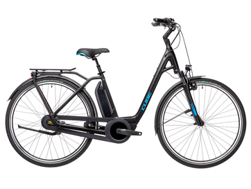 Электровелосипед Cube Town RT Hybrid PRO 500 (2021)