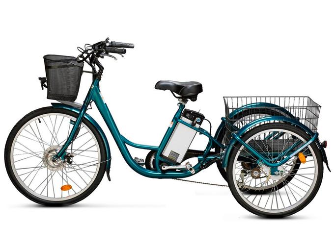 Электровелосипед Dakar Farmer Li-ion 250W