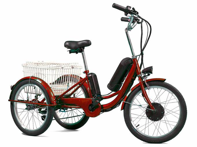 Электровелосипед Dakar Ok Li-ion 350W