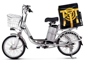 Электровелосипед Delivery Line V12 (12Ah 48V 350W, 20 дюймов) - Фото 0