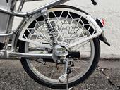 Электровелосипед Delivery Line V12 (12Ah 48V 350W, 20 дюймов) - Фото 9