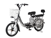 Электровелосипед Delivery Line V60 (12Ah 60V 500W, 20 дюймов) - Фото 0