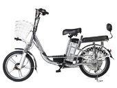 Электровелосипед Delivery Line V60 (12Ah 60V 500W, 20 дюймов) - Фото 2