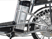 Электровелосипед Delivery Line V60 (12Ah 60V 500W, 20 дюймов) - Фото 10