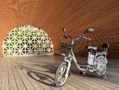 Электровелосипед Delivery Line V60 (12Ah 60V 500W, 20 дюймов) - Фото 15