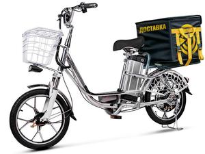Электровелосипед Delivery Line V8 (8,8Ah 48V 350W, 18 дюймов) - Фото 0