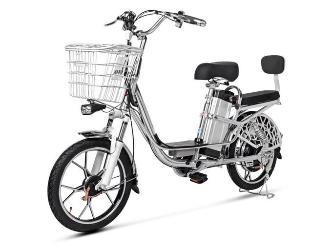 Электровелосипед Delivery Line V8 (8,8Ah 48V 350W, 18 дюймов)