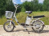 Электровелосипед Delivery Line V8 (8,8Ah 48V 350W, 18 дюймов) - Фото 7