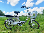 Электровелосипед Delivery Line V8 (8,8Ah 48V 350W, 18 дюймов) - Фото 9