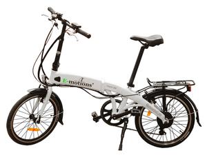 Электровелосипед E-motions Citychic - Фото 0