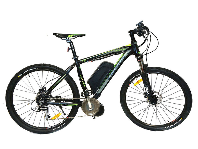 Электровелосипед E-motions Cronus Central Motor