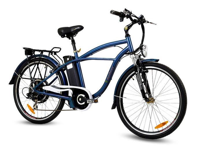 Электровелосипед E-motions Cruiser 500 (Люкс)