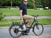 Электровелосипед E-motions Cruiser 500 (Люкс) - Фото 3
