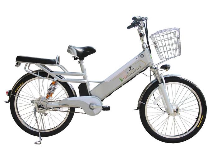 Электровелосипед E-motions Dacha (Дача) 350w Li-ion 2017