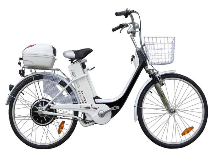 Электровелосипед E-motions Dacha (Дача) 350w
