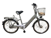 Электровелосипед E-motions Dacha (Дача) 350w Li-ion - Фото 0