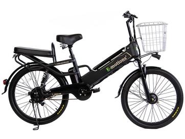 Электровелосипед E-MOTIONS DACHA (ДАЧА) Premium 500W LI-ION 2020 - Фото 0