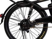 Электровелосипед E-MOTIONS DACHA (ДАЧА) Premium 500W LI-ION 2020 - Фото 4