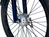 Электровелосипед E-motions Dacha (Дача) Premium SE - Фото 3