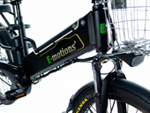 Электровелосипед E-motions Dacha (Дача) Premium SE - Фото 4