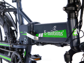 Электровелосипед E-motions Fly 500w - Фото 4