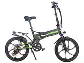 Электровелосипед E-motions Fly 500w - Фото 11