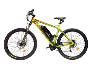 Электровелосипед E-motions Format 27.5 - Фото 0