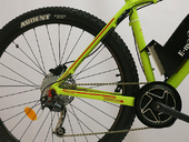 Электровелосипед E-motions Format 27.5 - Фото 2