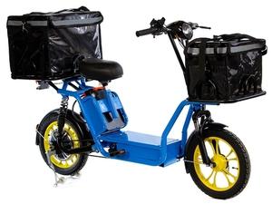 Электровелосипед E-motions Fox Cargo - Фото 0