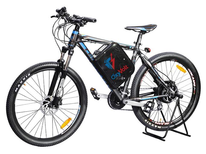 Электровелосипед E-motions Giant Electron Cronus 2200W
