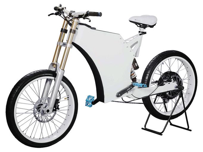 Электровелосипед E-motions MegaVolt Premium